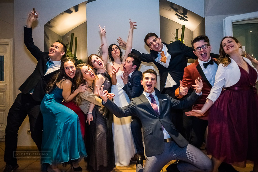 Fotos de fiesta, fotografo de bodas