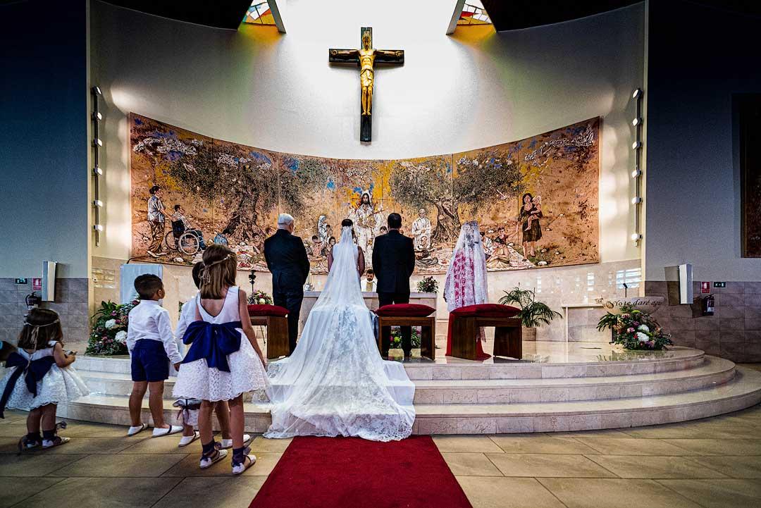 Lo importante de una boda